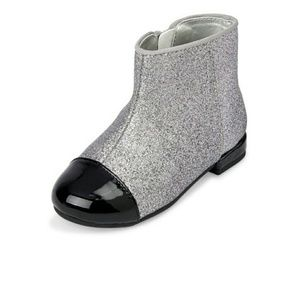 Toddler glitter boots shoes girls